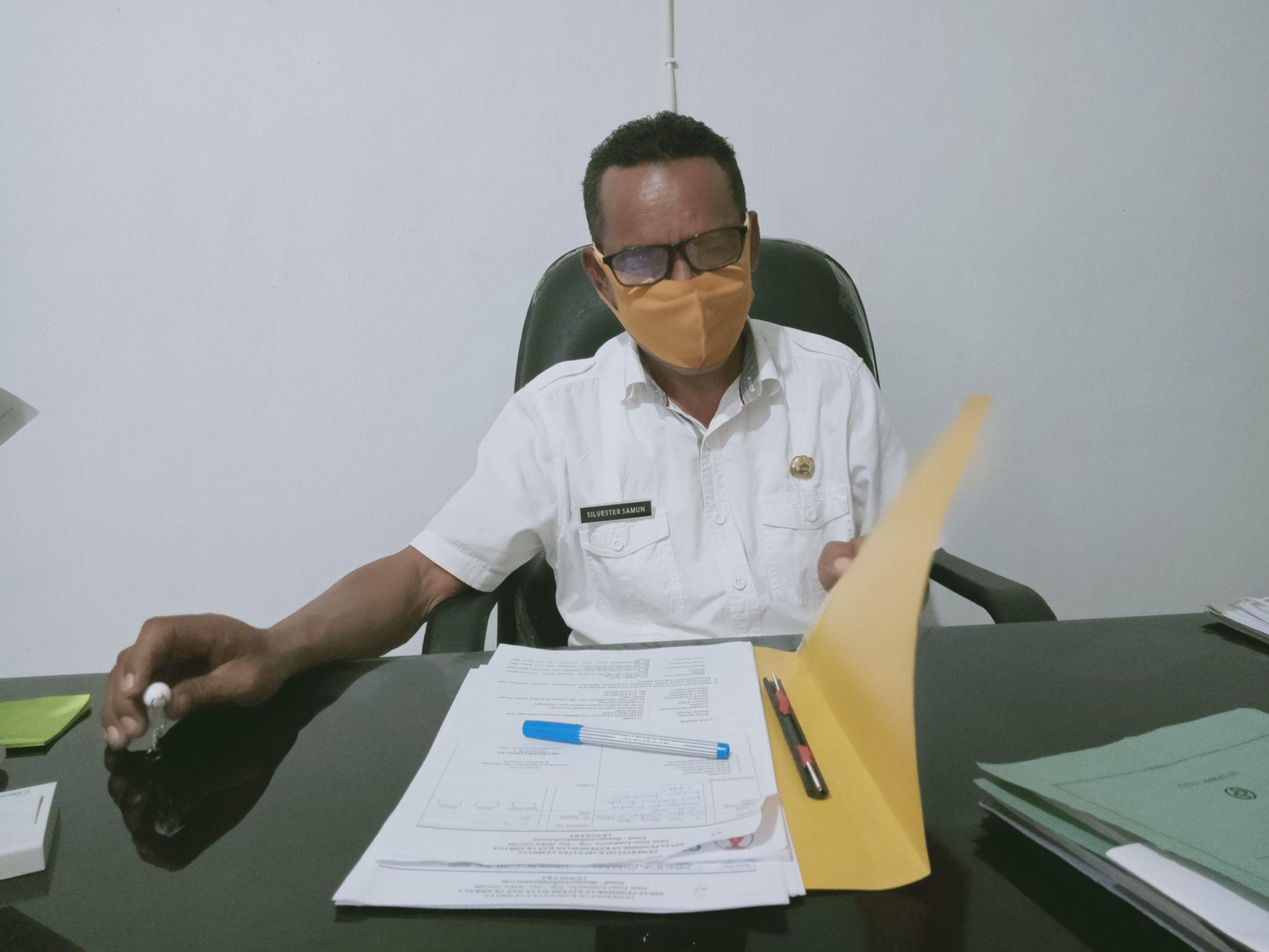SMP St. Pius Dan SMP Sta. Theresia Lewoleba,Penuhi Syarat Belajar Tatap Muka Di Kelas.