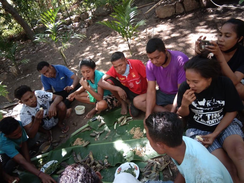 "Warga Desa Belobao Wulandoni, Bentuk ""Tite Aksi"""
