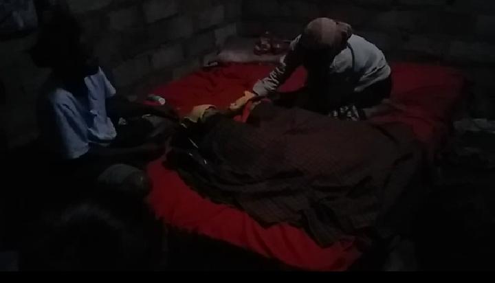 Usai Membunuh Dua Anak Berusia, 2 dan 3 Tahun, Andreas Pati, Sembunyi Di Atas Pohon Kelapa.
