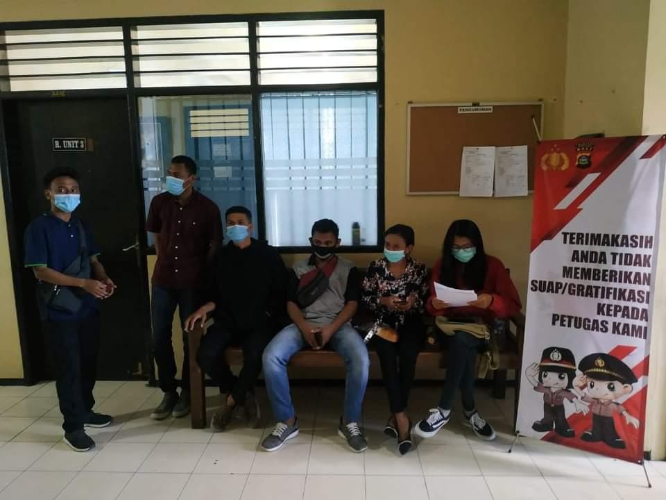 Batal Berangkat Keluar Negeri, 9 Remaja Asal Flores Timur Mengadu ke Polresta Denpasar
