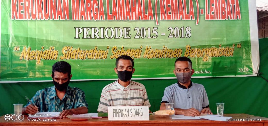 Umar Jailani, Ketua Kemala Lembata Terpilih 2020-2023