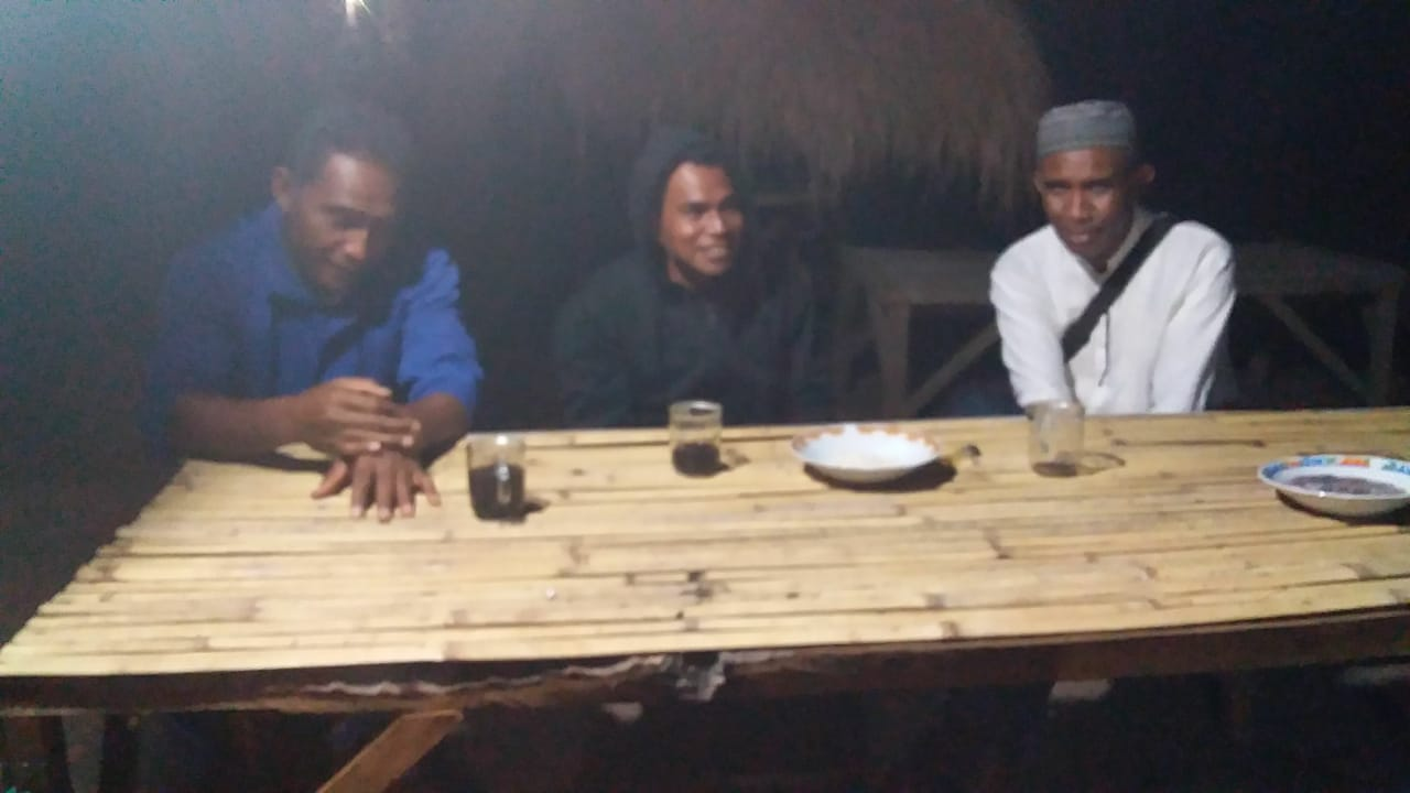Konsolidasi Orang Muda Desa Pledo Adonara, Bangun Kampung Kreatif