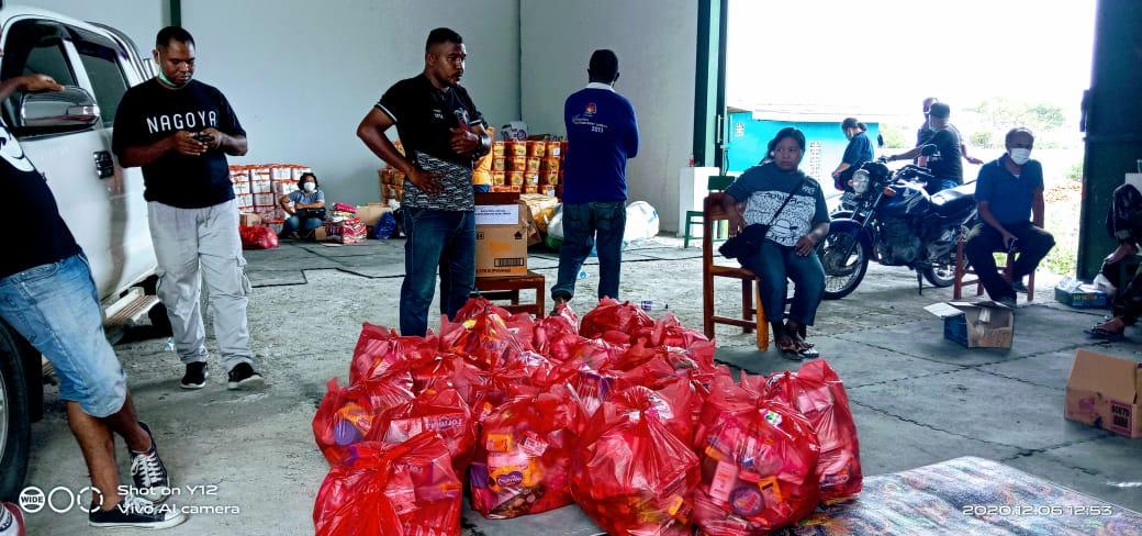 Pemda Lembata Tingkatkan Kualitas  Pelayanan Kepada Warga Pengungsi Ile Lewotolok