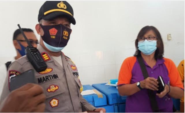 2.120 Ampul Vaksin Corona Tiba Di Lembata, Pejabat Dan Tenaga Kesehatan Yang di Utamakan