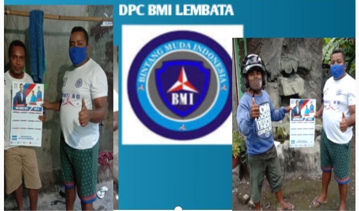 Kemenkumham Tolak Pengesahan Kepengurusan Partai Demkorat Versi KLB Deli Serdang, BMI Lembata Ucapkan Syukur.